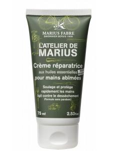 Crème réparatrice mains abîmées - Marius Fabre - 75 ml