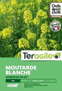 Moutarde blanche 1kg - Teragile