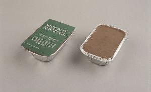 Mastic rouge pour fûts bois - Duhalle - 200 g
