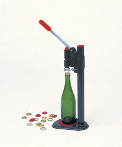 Capsuleuse sur trépied - Duhalle - Pour capsules 26 et 29 mm