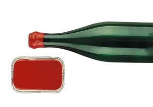 Cire à cacheter - Duhalle - 250 g - Rouge
