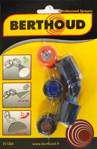 Kit buses tous traitements - Berthoud