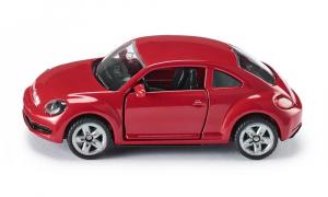 Figurine Volkswagen The Beetle - Siku - rouge - 164