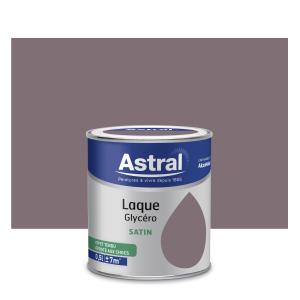Peinture Laque Glycéro - Astral - Satin - Ecorce - 0.5 L