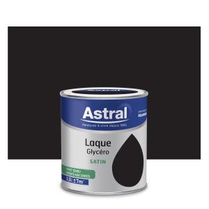 Peinture Laque Glycéro - Astral - Satin - Ciment - 0.5 L