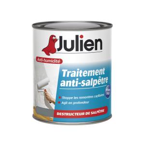 Traitement anti-salpêtre - Peintures Julien - Incolore - 2.5 L
