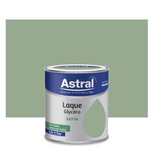 Peinture Laque Glycéro - Astral - Satin - Olive - 0.5 L