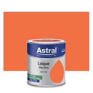 Peinture Laque Glycéro - Astral - Satin - Vitamine - 0.5 L