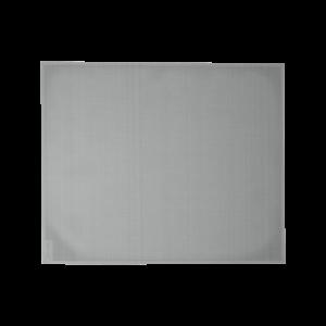 Set de table rectangle - Les Basics - Fermob - Gris métal
