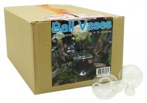 Ball vase verre - Horticash Fourn - Ø57 mm - x36