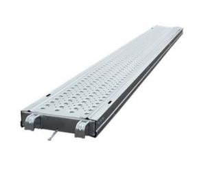 Plancher acier galvanisé - Altrad - EDA3000 - 0,30 x 3,00 m