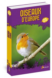 Oiseaux d'Europe - Livre
