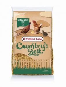 Granulés Country's Best Gra-Mix Mélange pour poules et faisans - Versele-Laga - 20 Kg