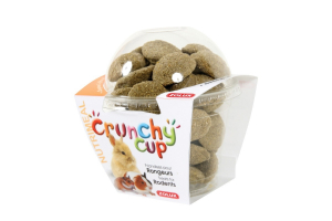 Crunchy Cup Candy Luzerne & persil 200 g Zolux - Friandise pour rongeurs