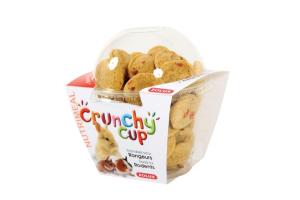 Crunchy Cup Candy Nature et carotte 200 g  Zolux - Friandise pour rongeurs