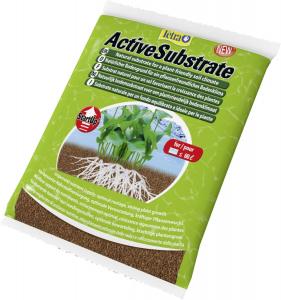 Tetra Active Substrate 6 L - Substrat naturel pour croissance des plantes aquatiques