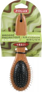 """Brosse pneumatique """"Bambou"""" Small pour chien - Zolux"""