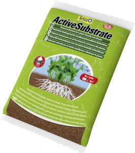 Tetra Active Substrate 3 L - Substrat naturel pour croissance des plantes aquatiques