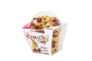 Crunchy Cup Nuggets Nature et pellets de betteraves 200 g Zolux - Friandise pour rongeurs