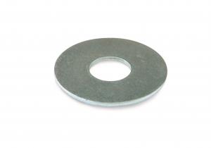Rondelle carrossier - En acier zingué - M8 - 1 kg soit 180 pièces