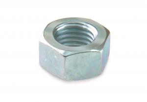 Écrou hexagonal - En acier zingué - M10 - 1 kg soit 100 pièces