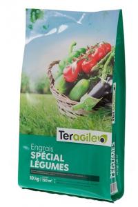 Engrais spécial légumes - Teragile - 10 kg