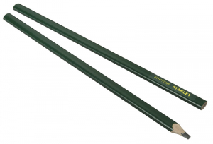 Crayon de maçon - Lot de 2 - 30 cm - Stanley