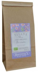Tisane Sérénité BIO - Baronny's - Vrac 50 g