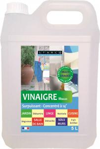 Vinaigre ménager 14 % - Starco - 5 L