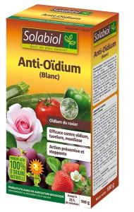 ANTI-OIDIUM 100G - SOLABIOL