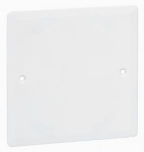 Couvercle pour boîte à encastrer Batibox Le Grand - Plaque de plâtre - 100 x 100 mm