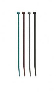 Colliers de fixaton bridfix gris x 50 -Nortene - 14 cm