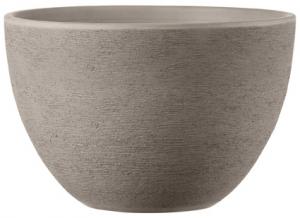 Vase California Primitivo - Deroma - grafite - 27 cm