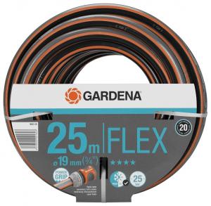 Tuyau d'arrosage Comfort Flex 19 mm GARDENA - L 25 m