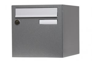Boîte aux lettres - Planète - Revex - 1 porte - Gris