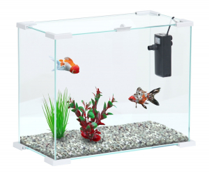 Aquarium First 24 Nanolife Zolux 23 L - Blanc