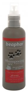 Shampooing sec 200 ml pour chats - Beaphar
