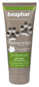 Shampooing pour chats spécial poils longs 200 ml - Beaphar
