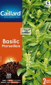 Basilic marseillais - Graines - Caillard