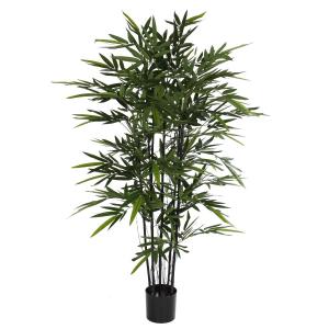 Bambou noir artificiel - 150cm