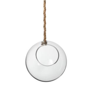Boule en verre à suspendre - 22,5 cm