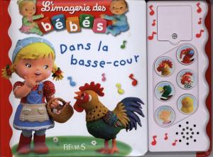 BEBES DANS LA BASSE-COUR