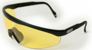 Lunettes de protection - Oregon - jaune