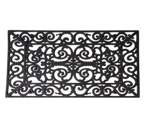 Paillasson tapis caoutchouc - Caoutchouc/coco - Esschert Design - 70 x 40 cm