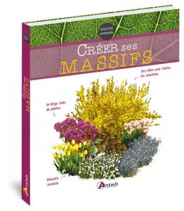 Créer ses massifs - Livre jardin