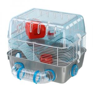 Cage Combi 1 Fun - Ferplast - 40,5 x 29,5 x h 32,5 cm