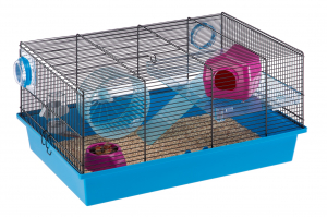 Cage Milos Medium - Ferplast - 50 x 35 x h 25 cm