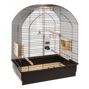 Cage Greta Noire - Ferplast - 69,5 x 44,5 x h 84 cm