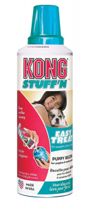 Pâte alimentaire Kong Stuff'n Easy Treat pour chiots - 226 g