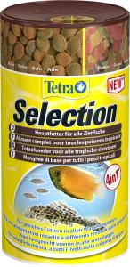 Tetra selection 250 ml - Aliment complet pour poissons tropicaux